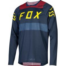 Pánský Cyklistický dres Fox Flexair Jersey Midnigt