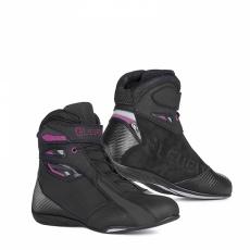 Dámské moto boty ELEVEIT T SPORT LADY WP černo/fialové