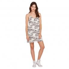 Dámské šaty Volcom Vacay e Dress Star White
