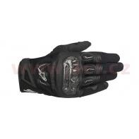 rukavice SMX-2 AIR CARBON, ALPINESTARS - Itálie (černé)