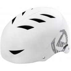 KELLYS Přilba JUMPER 018 white-grey M/L *