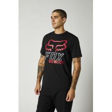 Pánské triko Fox Hightail s Tech Tee Black