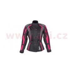 bunda Estretta, ROLEFF, dámská (černá/růžová/šedá)