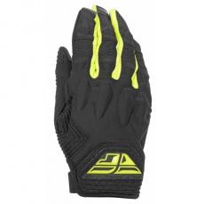 rukavice PATROL XC LITE, FLY RACING (černá)