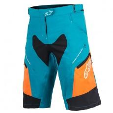 Alpinestars Stella Drop 2 Shorts dámské MTB šortky Ocean Orange