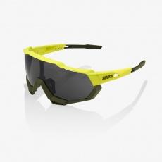 Speedtrap - Soft Tact Banana - Black Mirror Lens