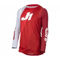 Dres JUST1 J-FLEX SHAPE červený