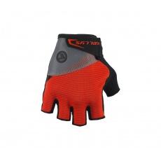 KELLYS Rukavice Comfort 018, red, M