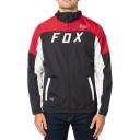 Pánská bunda Fox Moth Windbreaker Black/ Red