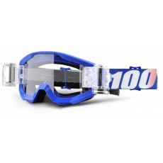 STRATA Mud Goggle Nation - Clear Lens