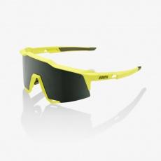 Speedcraft - Soft Tact Banana - Grey Green Lens