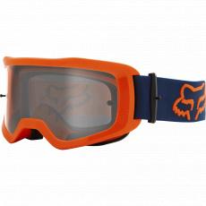 Pánské brýle Fox Main Stray Goggle Fluo Orange