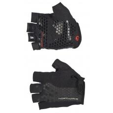Pánské rukavice Northwave Grip hort Gloves Black
