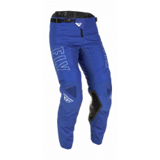 kalhoty KINETIC FUEL, FLY RACING - USA 2022 (modrá/bílá)