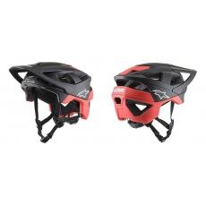 Alpinestars Vector PRO Atom Helma - Black Red