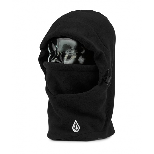 Pánská kukla Volcom Travelin Hood Thingy Black