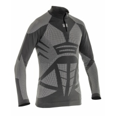 Termo prádlo triko RICHA s dlouhým rukávem TS13 celoroční šedé