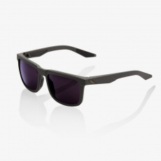 Blake - Soft Tact Midnight Mauve - Dark Purple Lens