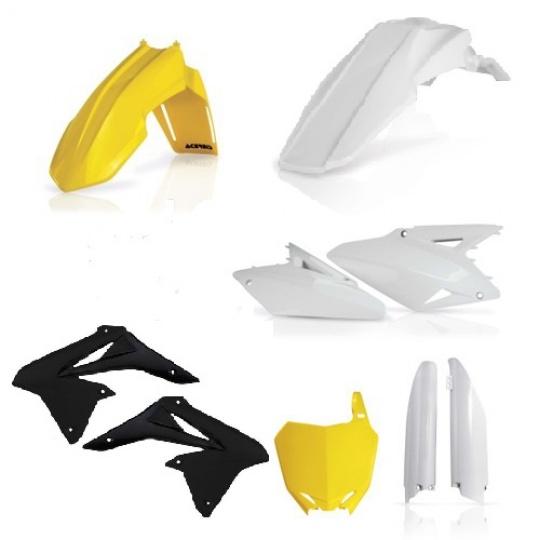 Acerbis plastový full kit RMZ 450 08/17