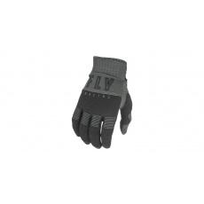 rukavice F-16 2021, FLY RACING (černá/šedá)