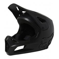 Dětská přilba Fox Yth Rampage Helmet, Ce Black/Black