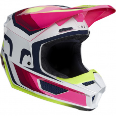 Pánská přilba Fox V1 Tro Helmet, Ece Fluo Yellow