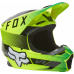 Pánská přilba Fox V1 Ridl Helmet, Ece Flo Yellow