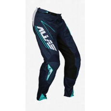 Motokrosové kalhoty ALIAS MX A1 ANALOGUE bílé/navy 2063-295