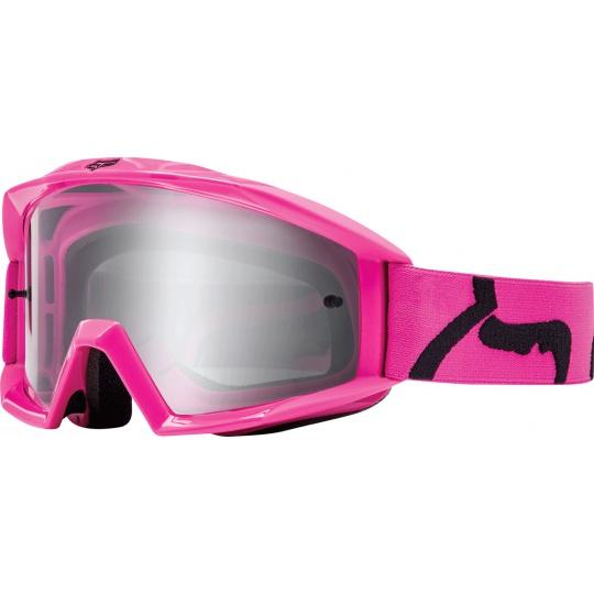 MX & Cyklo brýle Fox Main Goggle - Race Pink