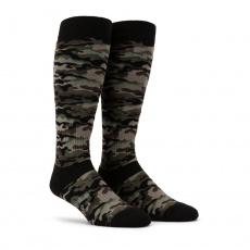 Pánské ponožky Volcom Synth Sock Army