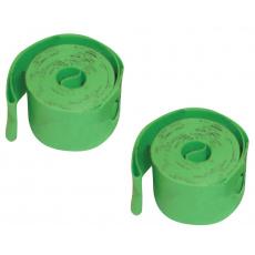 """ochranný nylonový pásek """"bandáž"""" na ráfky pro aplikace 700C šírka 16 mm, OXFORD (1 pár)"""