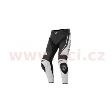 kalhoty TRACK, ALPINESTARS (bílé/černé)