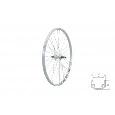 "KELLYS Zapletené kolo zadní KLS EVENT V-brake R, 26"", silver"