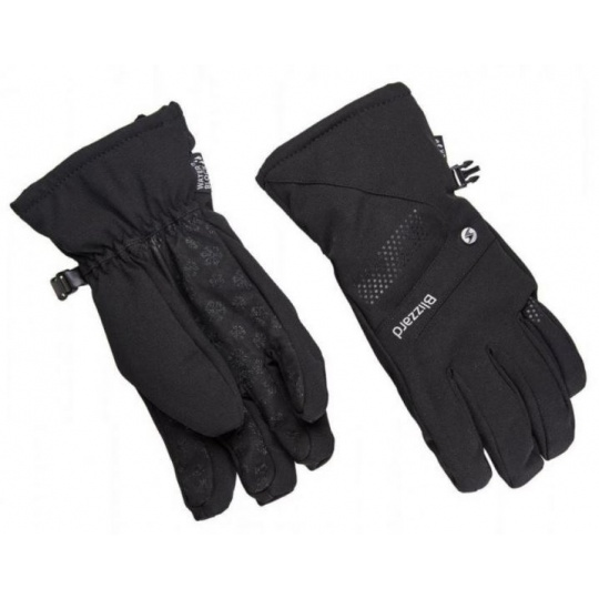 lyžařské rukavice BLIZZARD Viva Alight, black