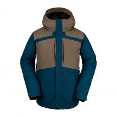 Pánská bunda Volcom Scortch Ins Jacket Blue