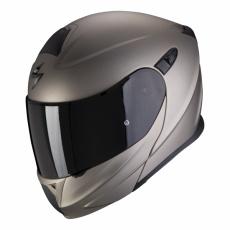 Moto přilba SCORPION EXO-920 solid titanová