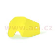 plexi Racecraft/Accuri/Strata, 100% (žluté, Anti-fog)