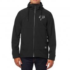 Fox Redplate Pit Jacket - pánská softshellová bunda Black