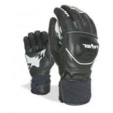 Pánské rukavice Level Race Black 8 -