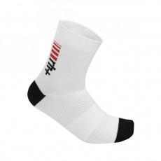 ponožky RH+ Zero Sock 13, white/black