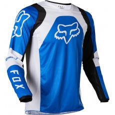 Pánský MX dres Fox 180 Lux Jersey Blue
