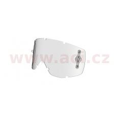 plexi pro brýle 80´S/RECOIL/BEVO SGL WORKS, SCOTT (čiré Antifog)