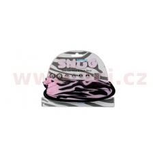 nákrčník Snug Pink Zebra, OXFORD