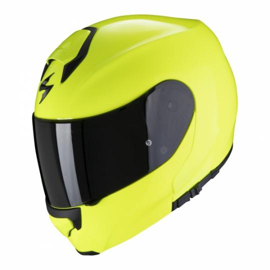 Moto přilba SCORPION EXO-3000 AIR solid neonově žlutá