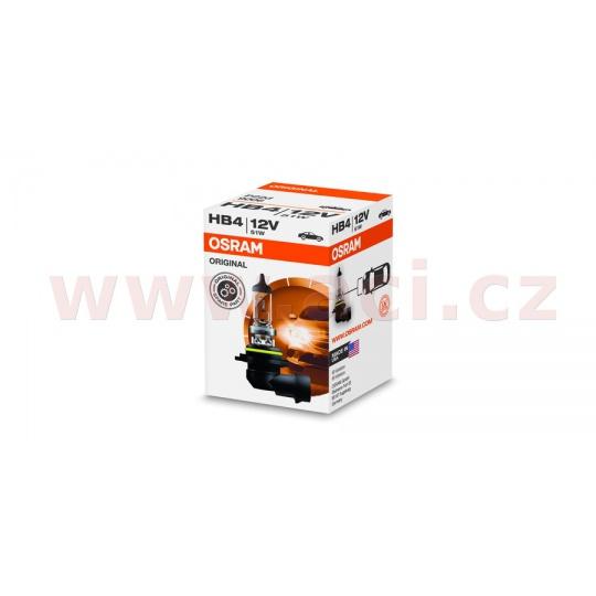 žárovka HB4 12V 51W (patice P22d) OSRAM