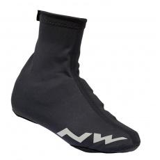 Návlek na tretry Northwave Fir High Shoecover Black