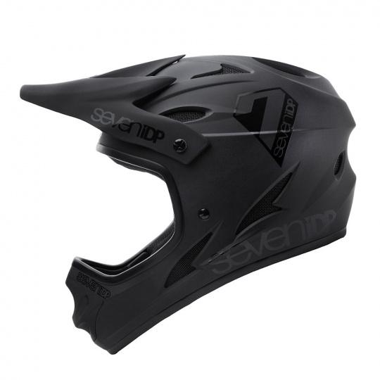 7idp - SEVEN helma M1 Matt Black Gloss Black (55)