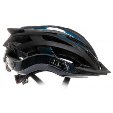 helma RH+ Z2in1, shiny iridescent/matt black