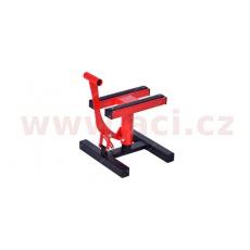 stojan MX, Q-TECH (černá matná/červená)