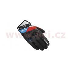 rukavice FLASH R EVO, SPIDI (černé/bílé/modré/červené)